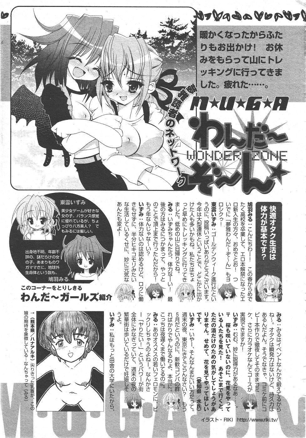 Gekkan Comic Muga 2004-06 Vol.10 412