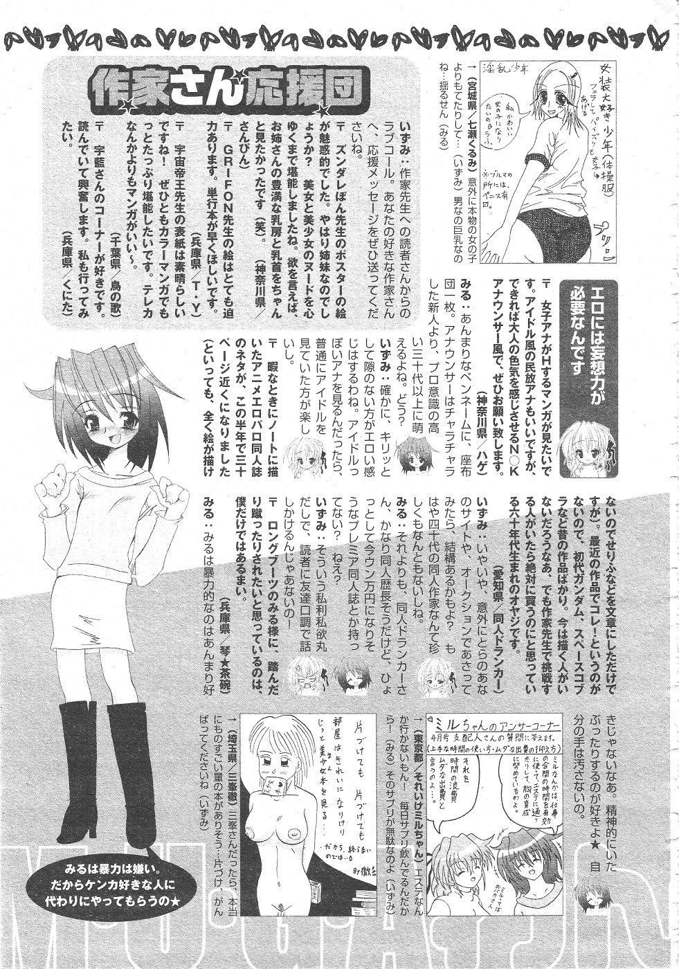 Gekkan Comic Muga 2004-06 Vol.10 418