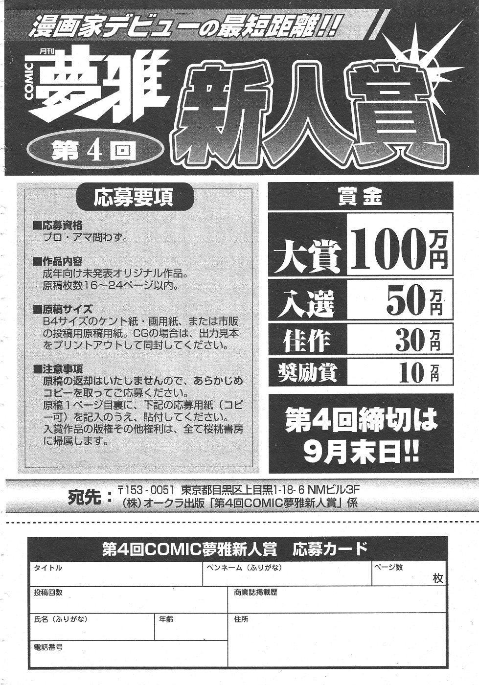 Gekkan Comic Muga 2004-06 Vol.10 423