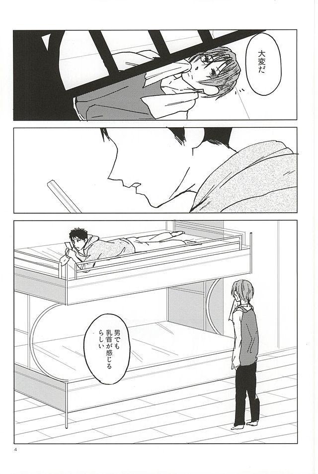 Rin-chan no Chikubi Kaihatsu! 2
