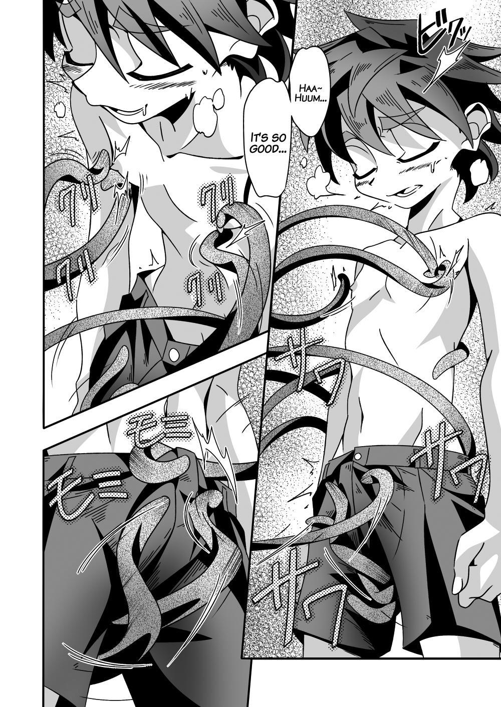 Kannou no Majutsushi ni Ore wa Naru ♥ | I became the Wizard of Sensuality 5