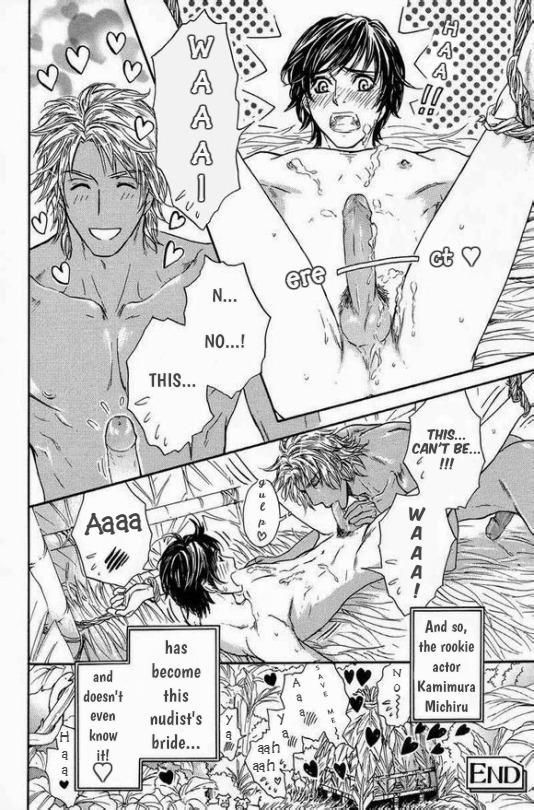 Razoku no Hanayome   Bride of the Nudist Tribe 9