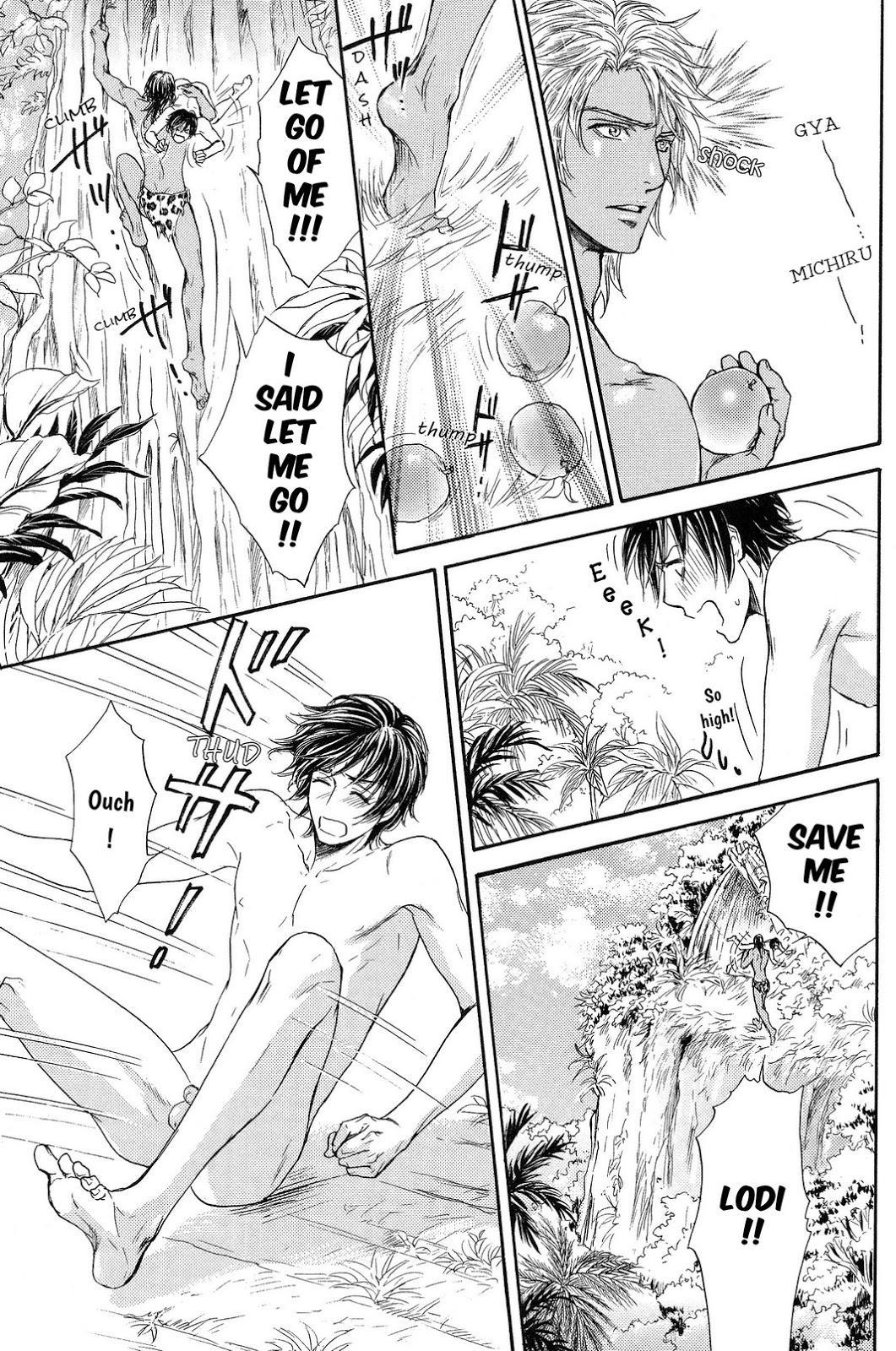 Razoku no Hanayome   Bride of the Nudist Tribe 38
