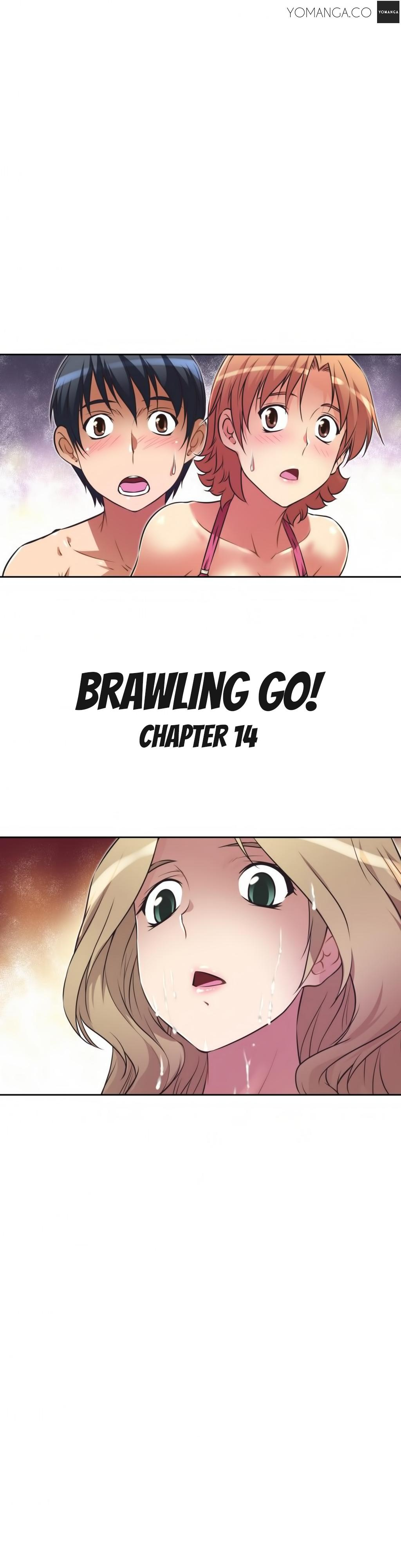 Brawling Go 0-15 Chapters 468