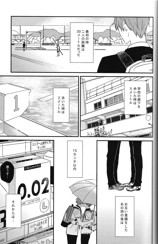 Himitsu Kyori Zero Centi 29