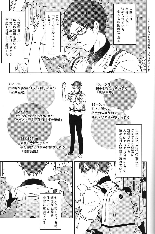 Himitsu Kyori Zero Centi 3