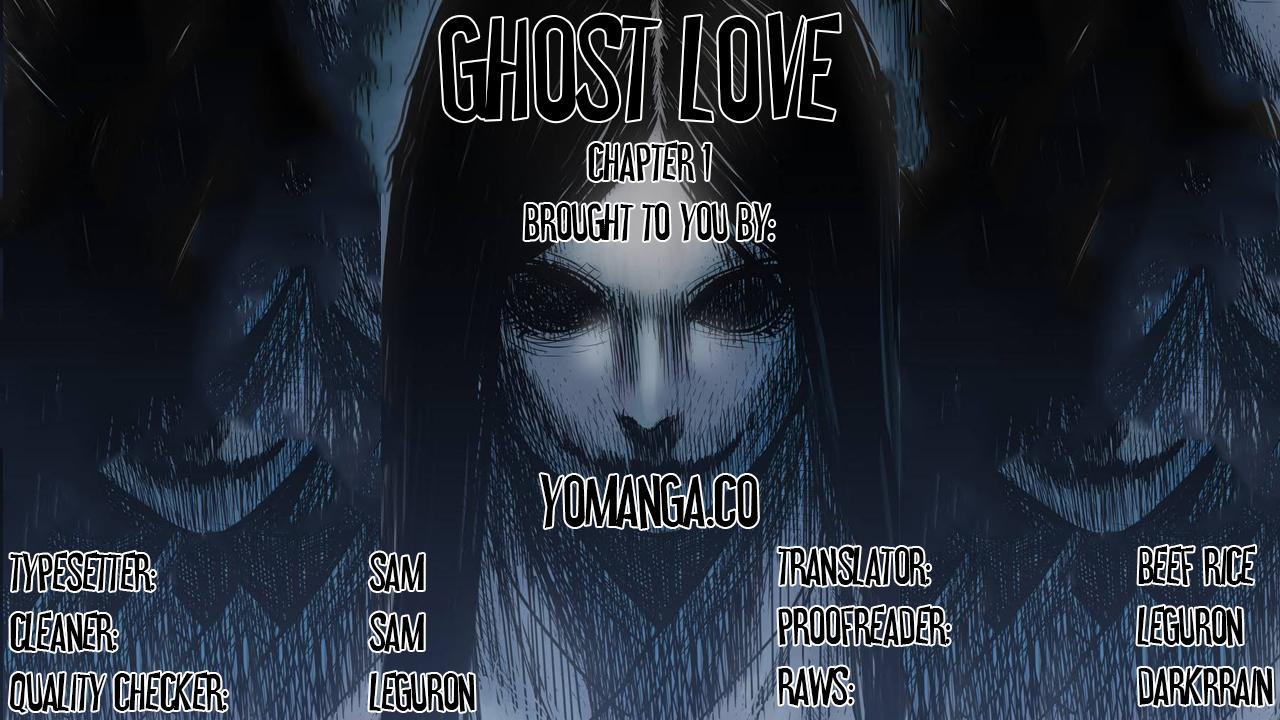 Ghost Love Ch.1-8 1