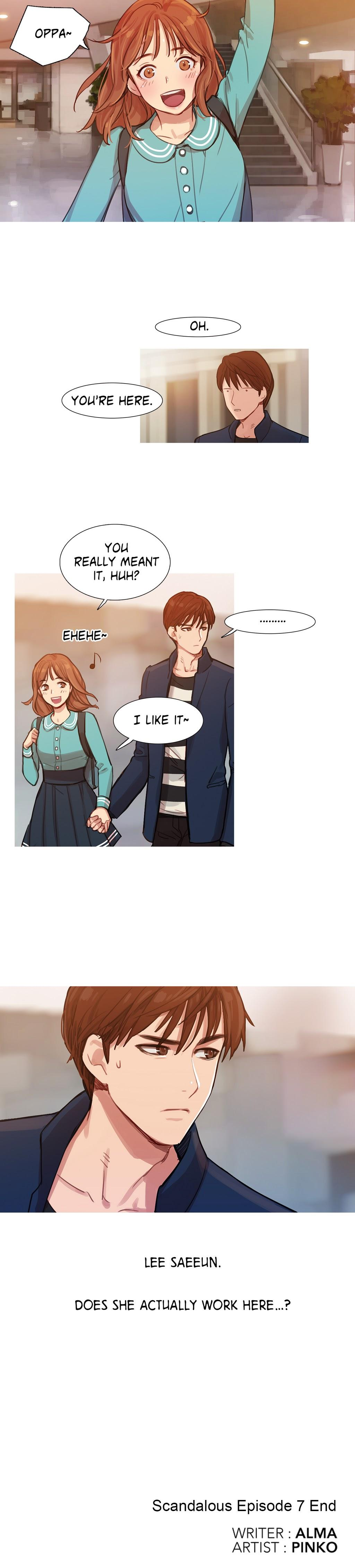 Scandal of the Witch Ch.1-10 132
