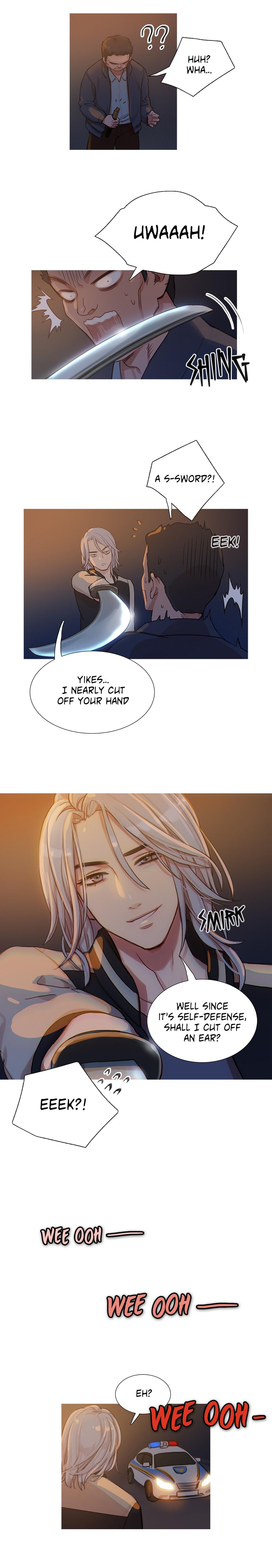 Scandal of the Witch Ch.1-10 164