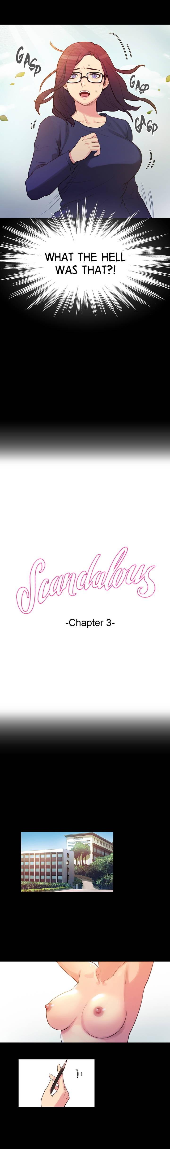 Scandal of the Witch Ch.1-10 38