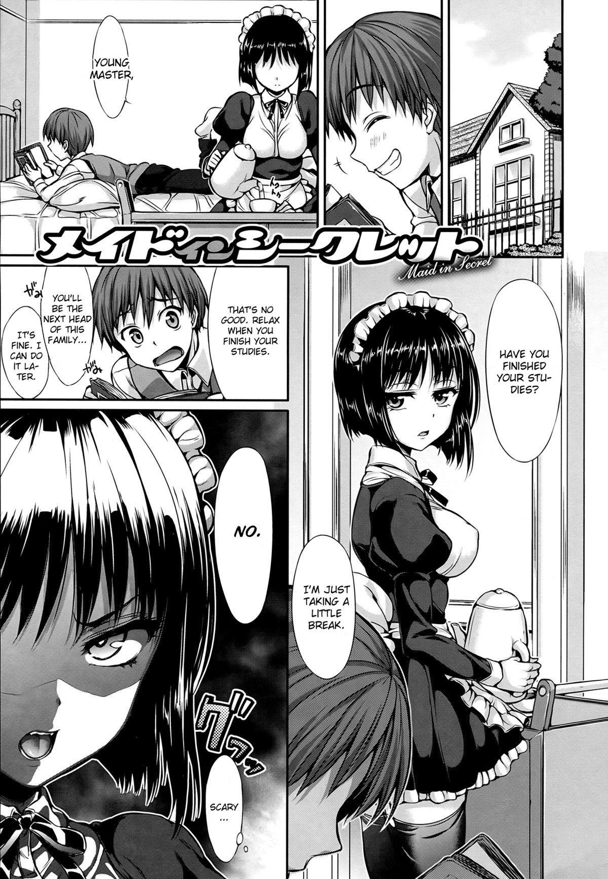 [Hisasi] Shoujo no Toge ~No girl without a thorn~ [English][Digital] + 8P Shousasshi 121