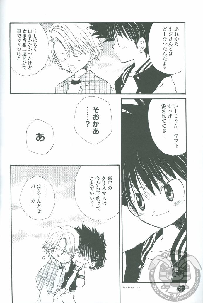 Neo Romance Game 23