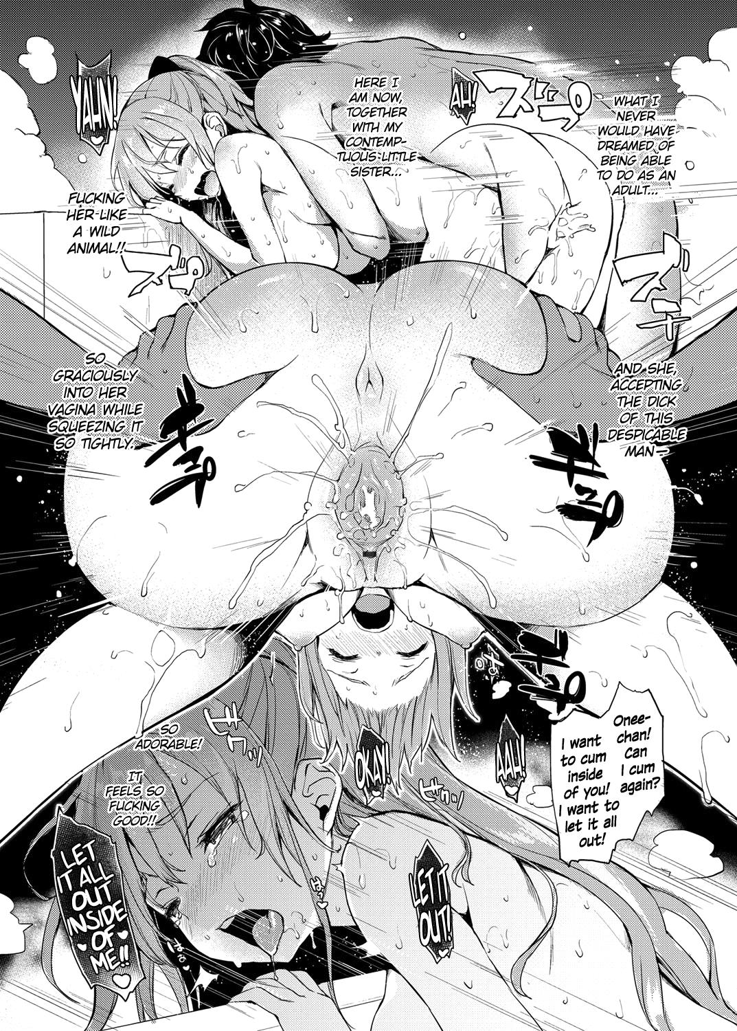 Ane Taiken Shuukan | The Older Sister Experience for a Week ch. 1-5+SP 17