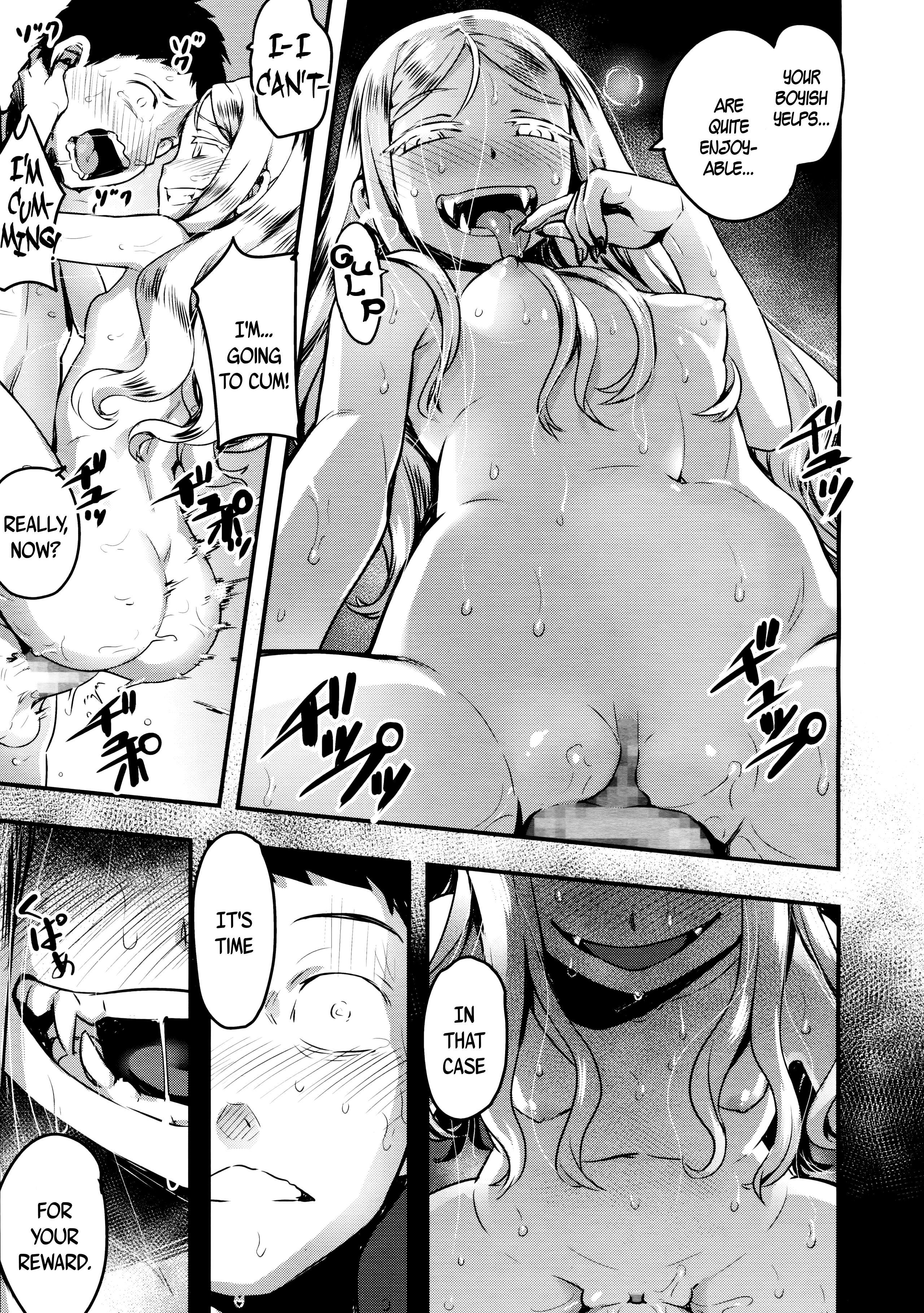 Yupiel-sama no Geboku | Lady Yupiel's Servant 34