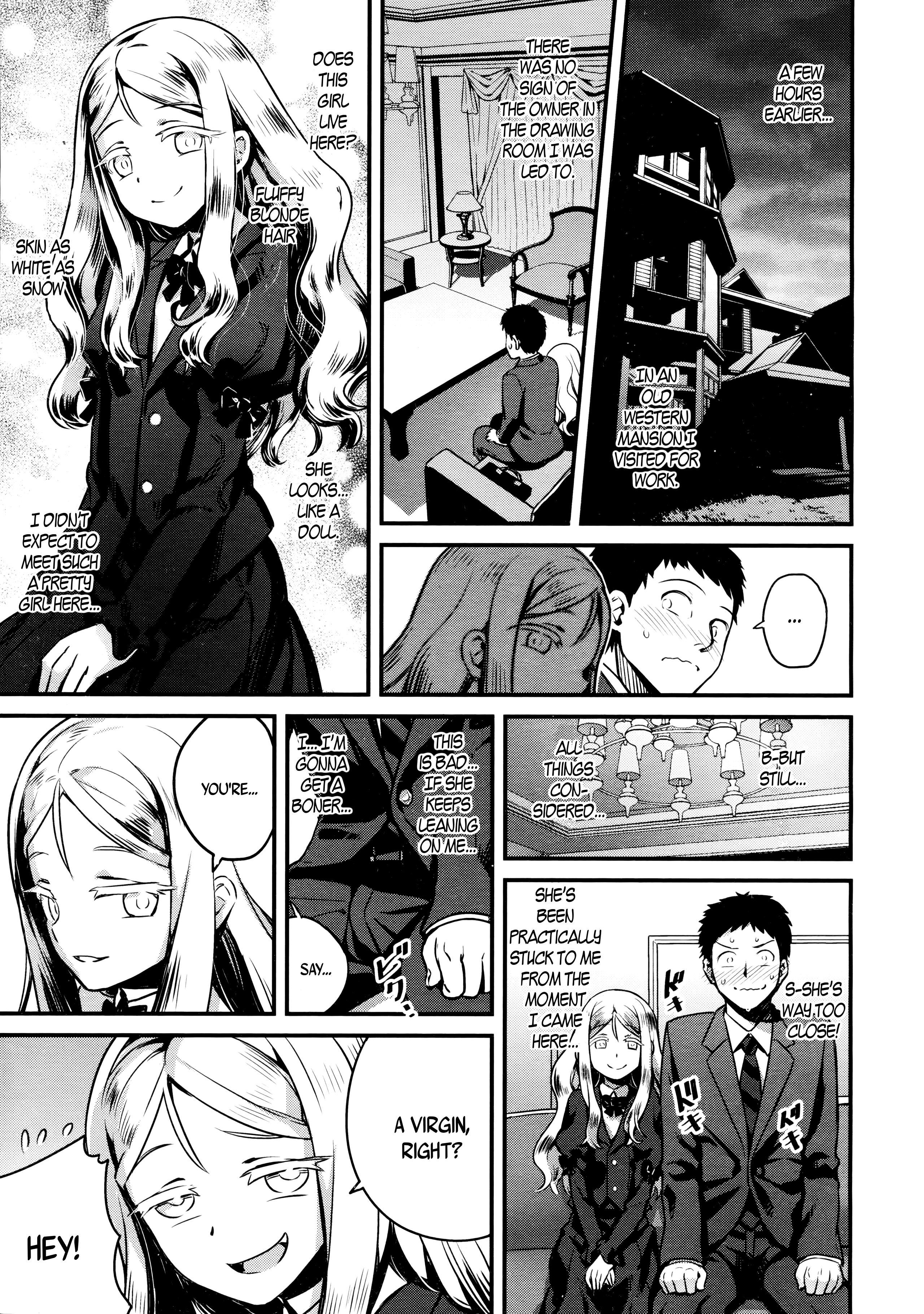 Yupiel-sama no Geboku | Lady Yupiel's Servant 4