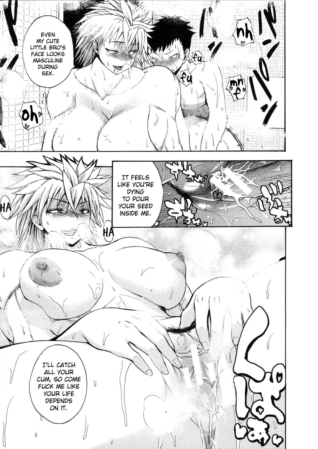 [Yoshimura Tatsumaki] Monzetsu Taigatame ~Count 3 de Ikasete Ageru~ | Faint in Agony Bodylock ~I'll make you cum on the count of 3~ [English] [Brolen] 145