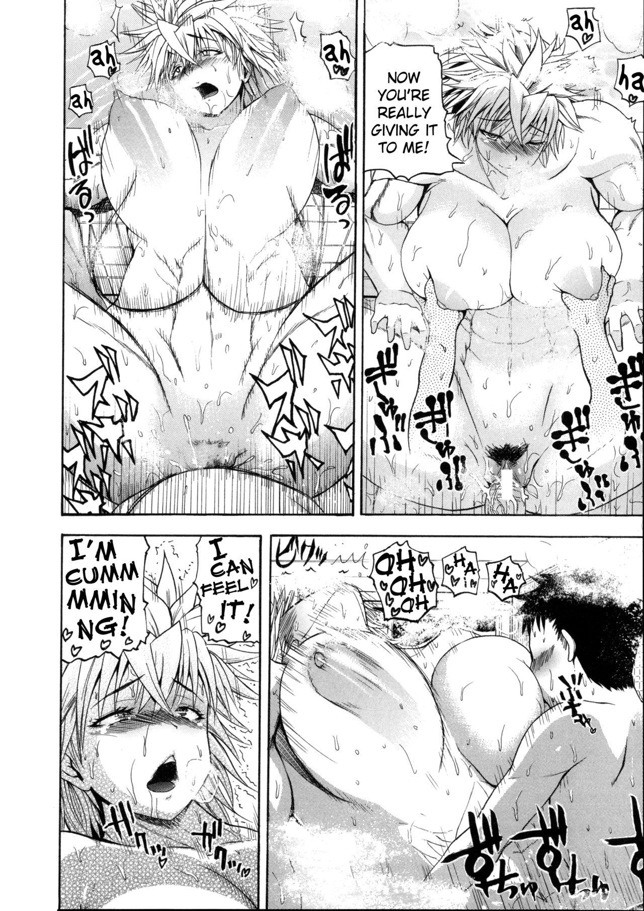 [Yoshimura Tatsumaki] Monzetsu Taigatame ~Count 3 de Ikasete Ageru~ | Faint in Agony Bodylock ~I'll make you cum on the count of 3~ [English] [Brolen] 146