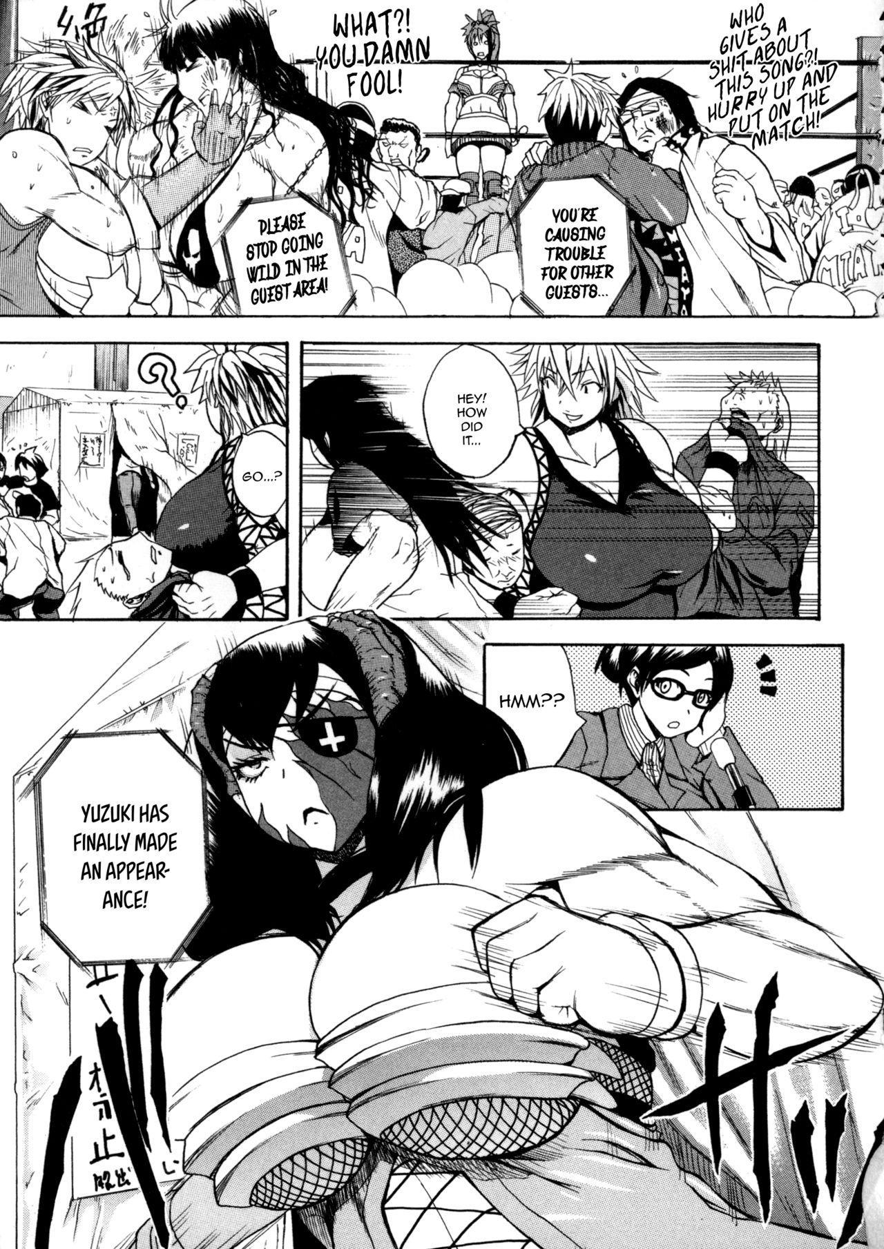 [Yoshimura Tatsumaki] Monzetsu Taigatame ~Count 3 de Ikasete Ageru~ | Faint in Agony Bodylock ~I'll make you cum on the count of 3~ [English] [Brolen] 155