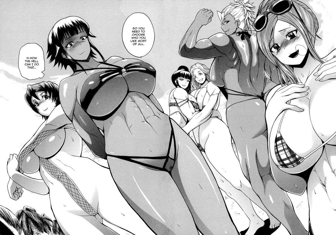 [Yoshimura Tatsumaki] Monzetsu Taigatame ~Count 3 de Ikasete Ageru~ | Faint in Agony Bodylock ~I'll make you cum on the count of 3~ [English] [Brolen] 197