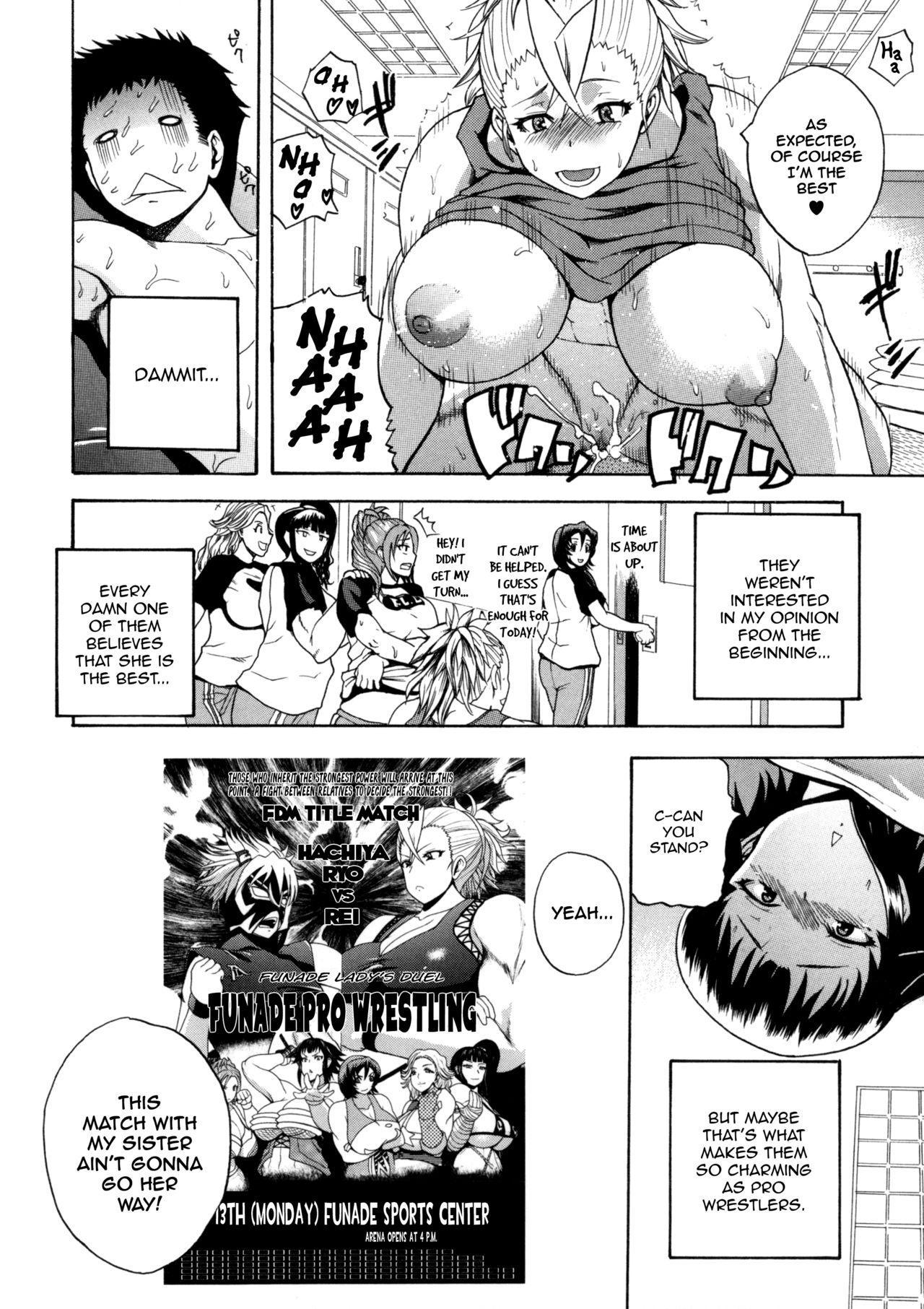 [Yoshimura Tatsumaki] Monzetsu Taigatame ~Count 3 de Ikasete Ageru~ | Faint in Agony Bodylock ~I'll make you cum on the count of 3~ [English] [Brolen] 219