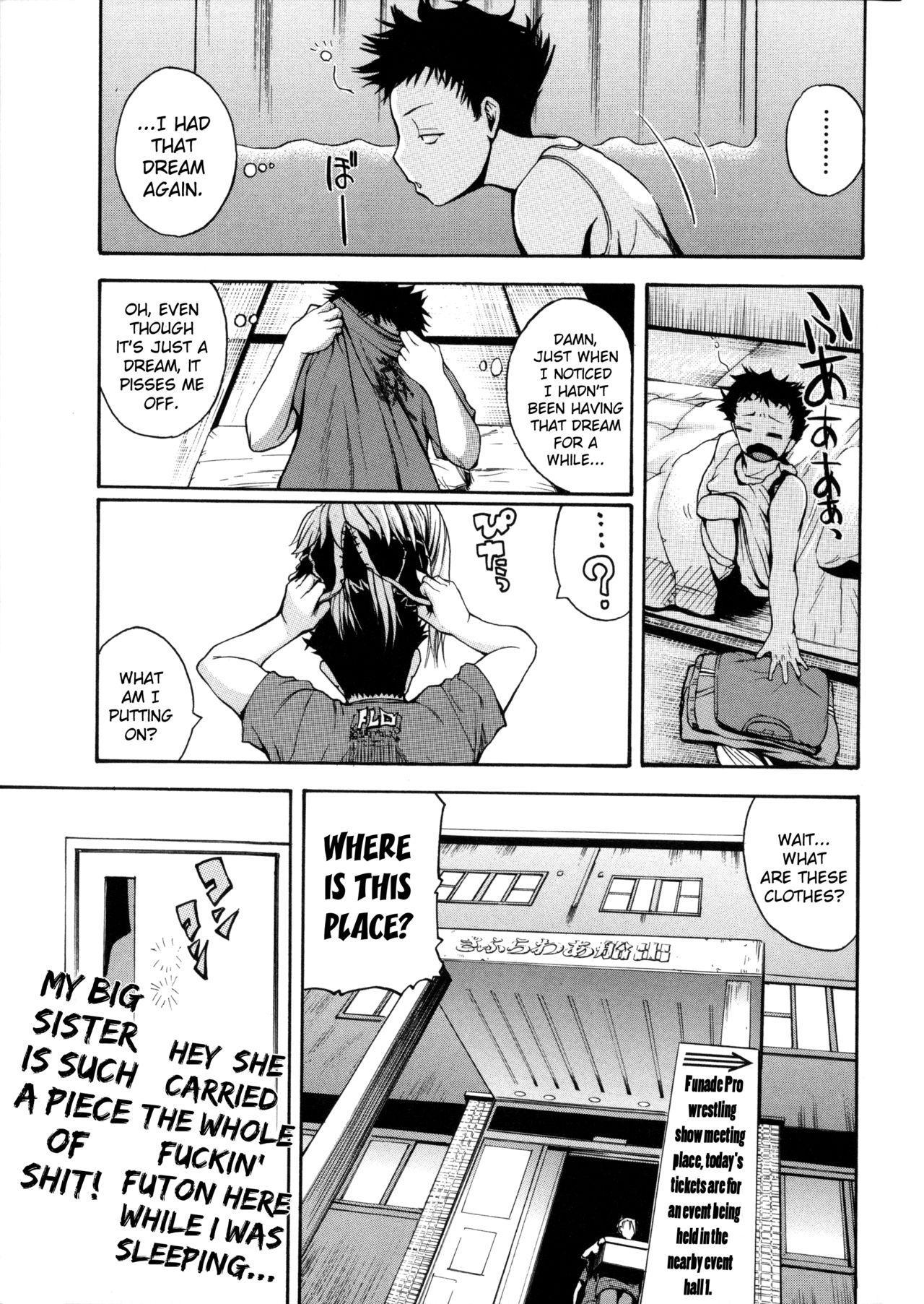 [Yoshimura Tatsumaki] Monzetsu Taigatame ~Count 3 de Ikasete Ageru~ | Faint in Agony Bodylock ~I'll make you cum on the count of 3~ [English] [Brolen] 75