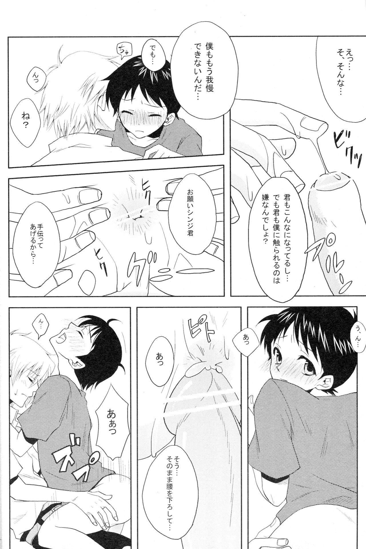 PSP Eva 2 no Susume 12