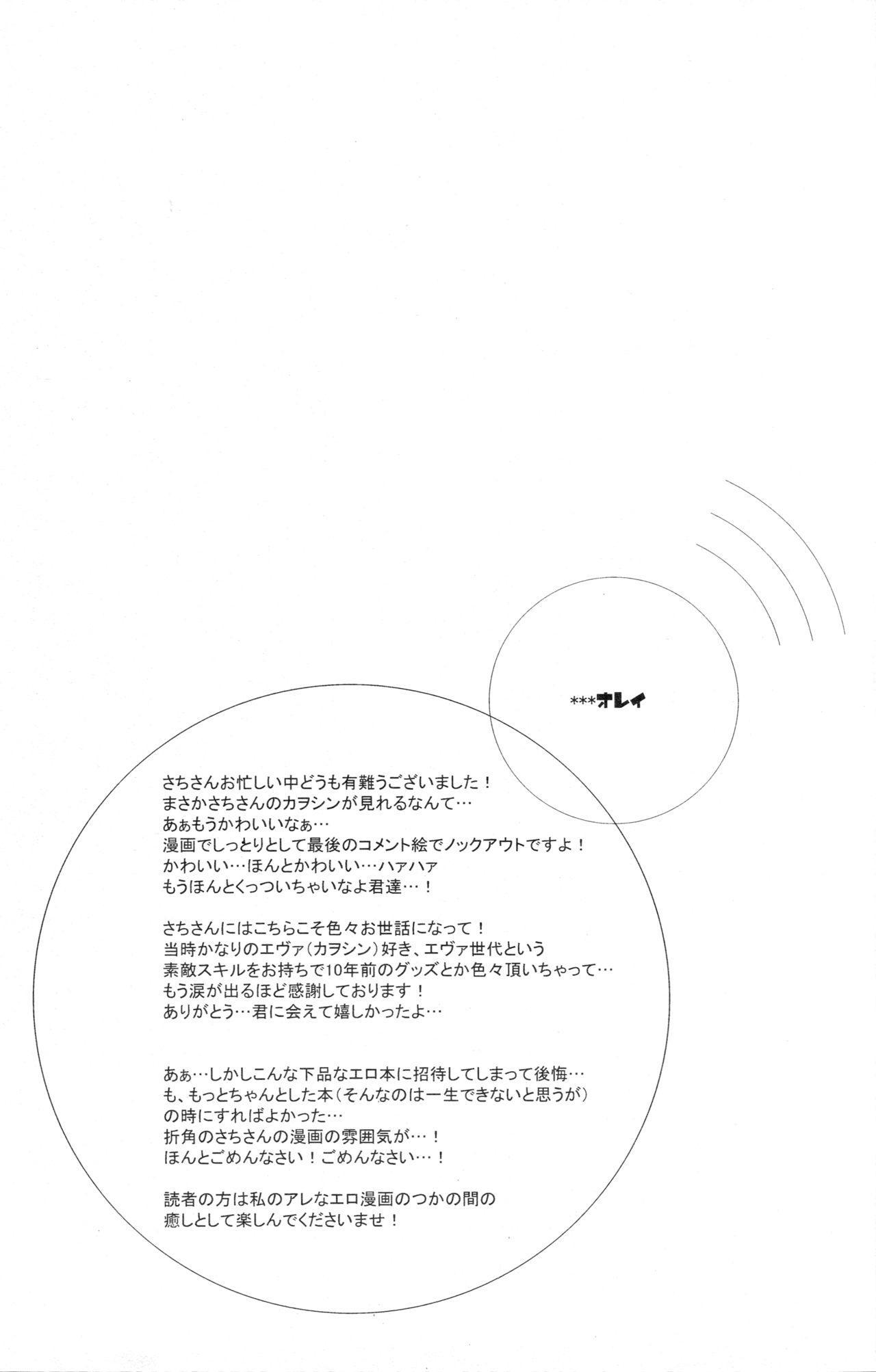 PSP Eva 2 no Susume 25