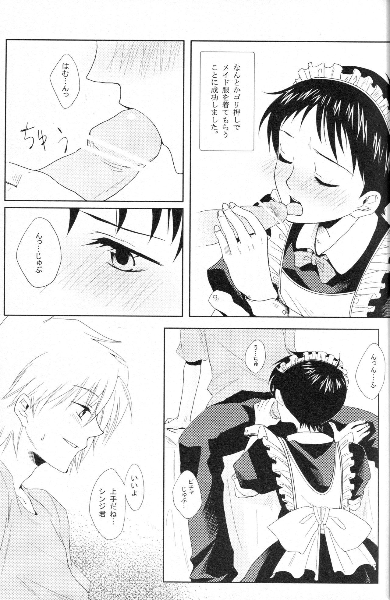 PSP Eva 2 no Susume 27