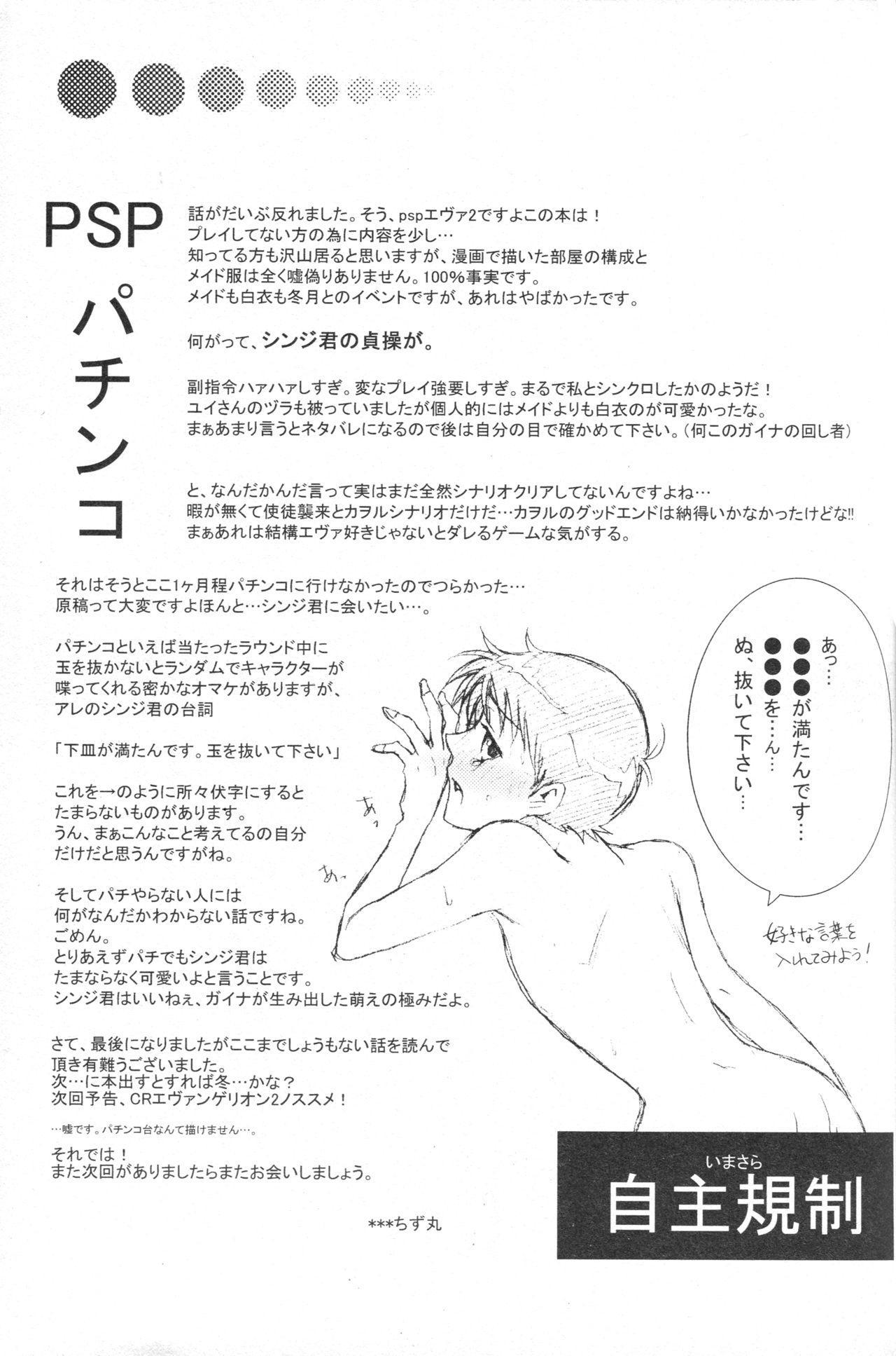 PSP Eva 2 no Susume 35