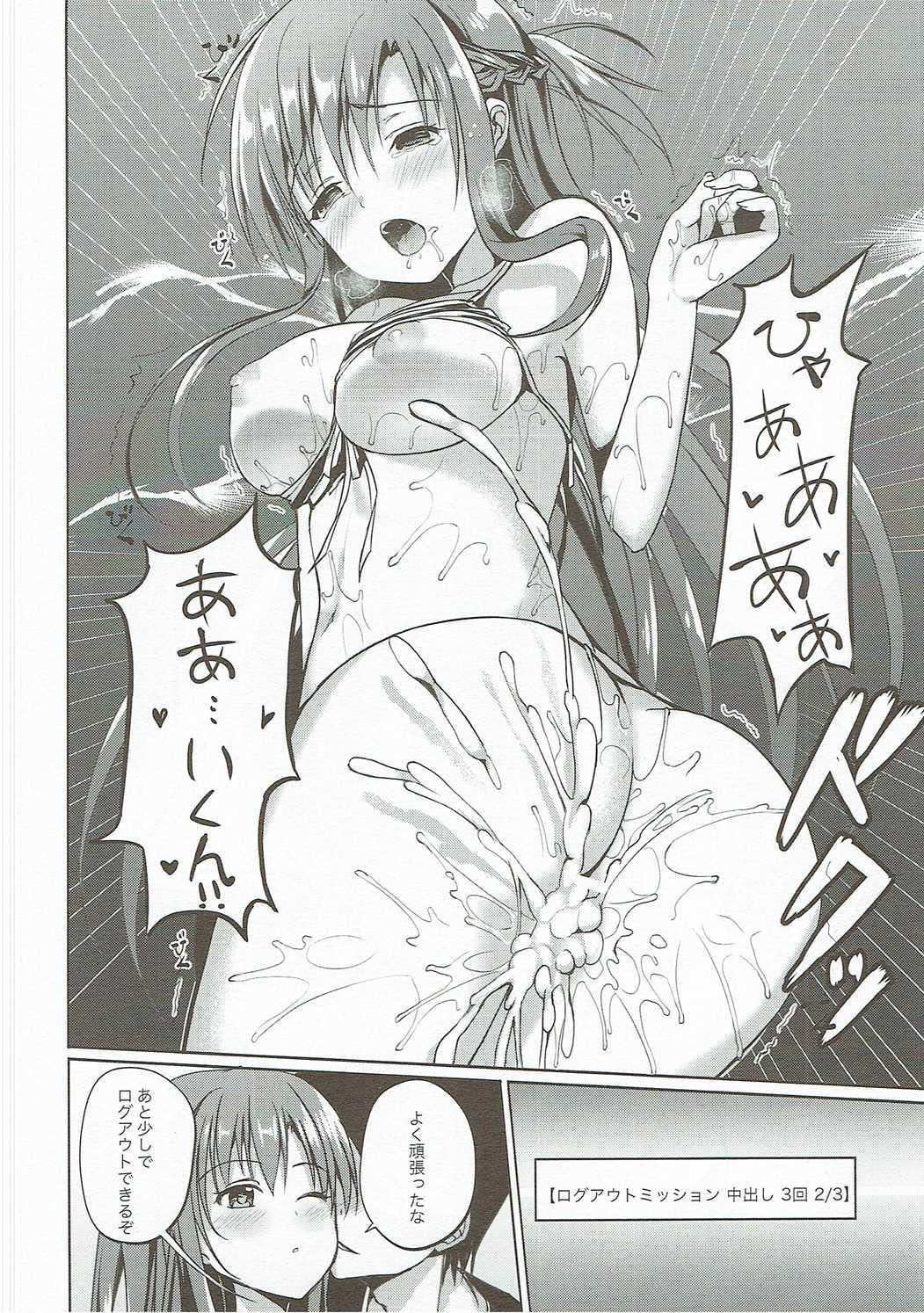 Asuna to VR Game 18