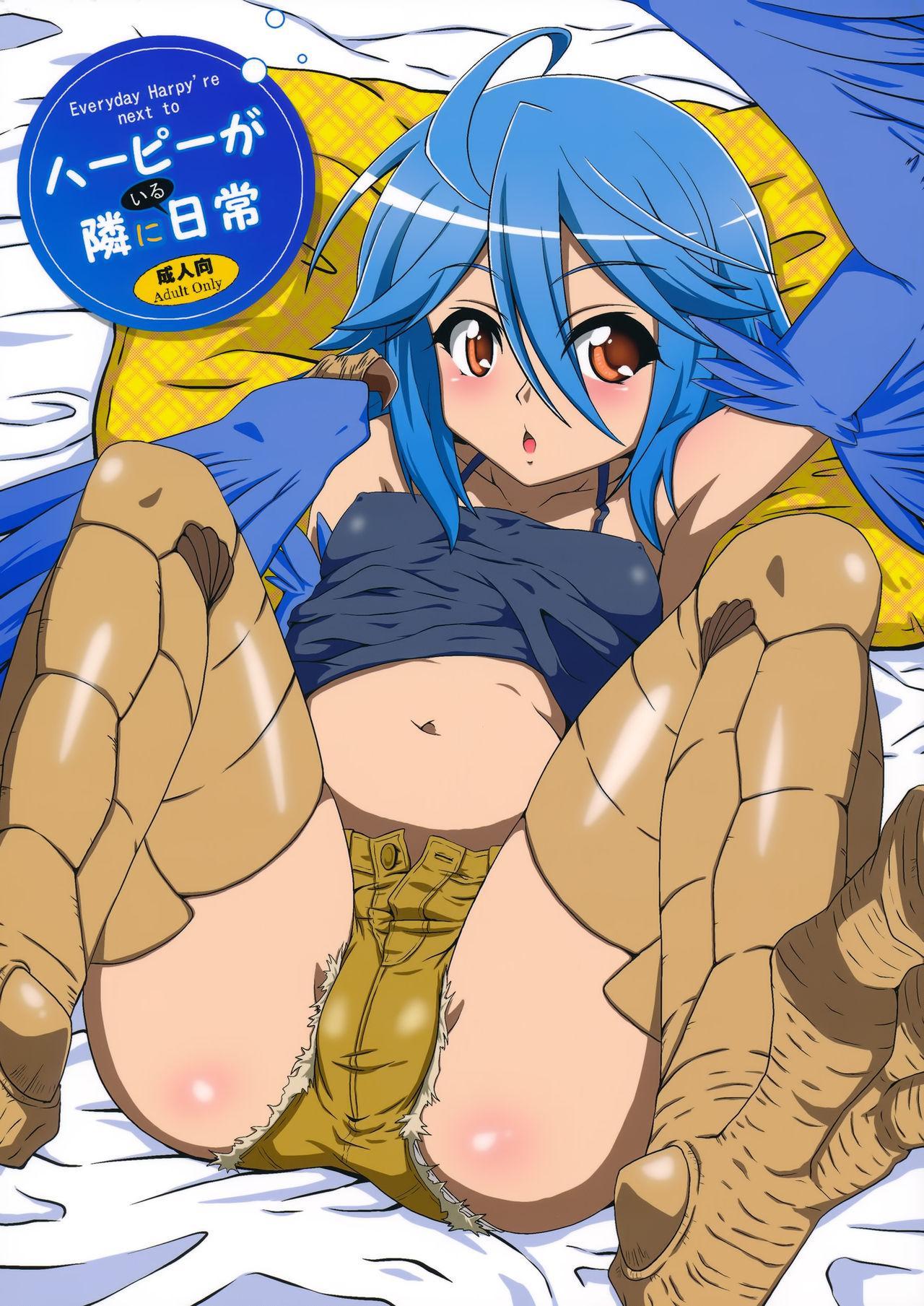 Harpy ga Tonari ni Iru Nichijou 0