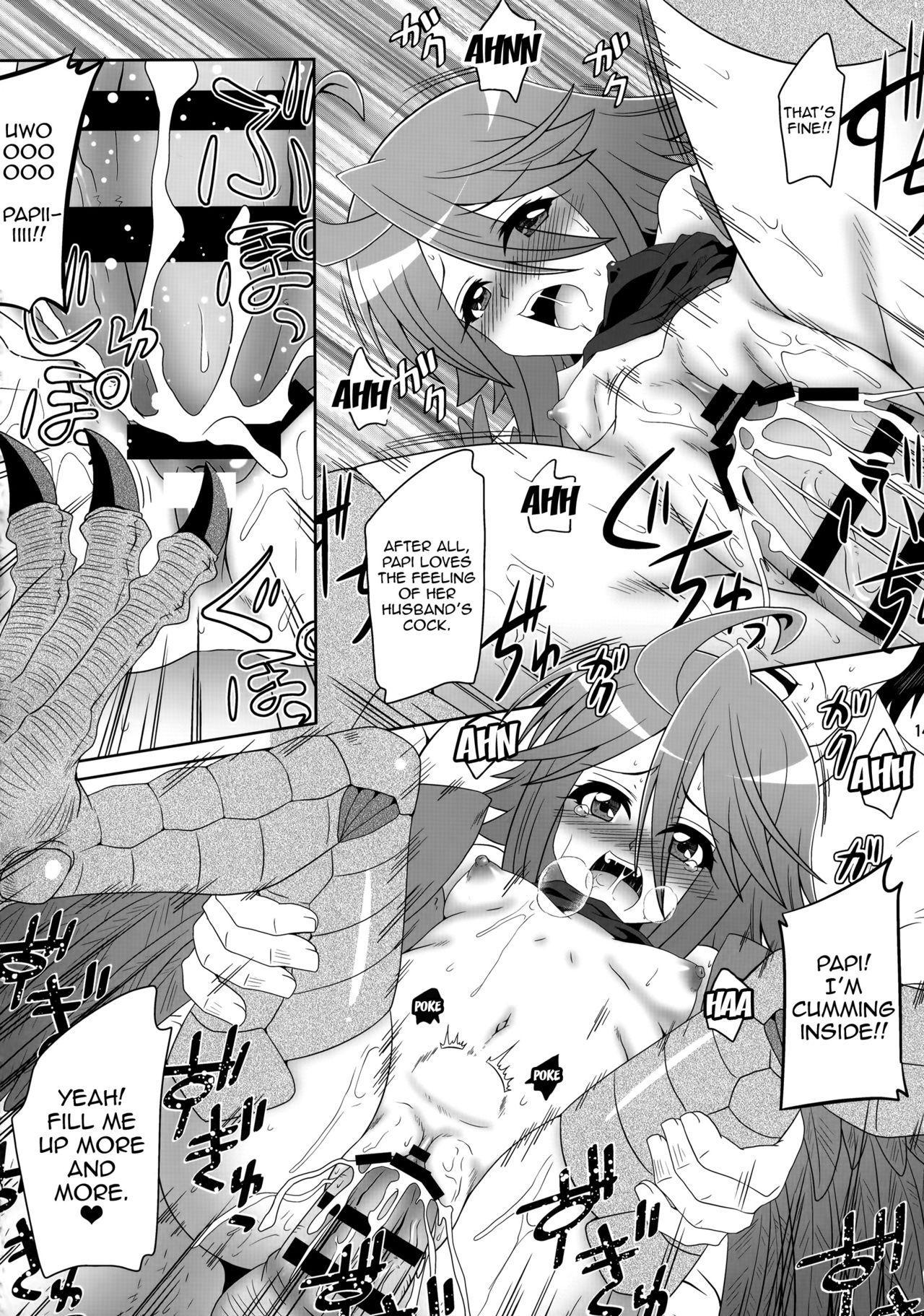 Harpy ga Tonari ni Iru Nichijou 12