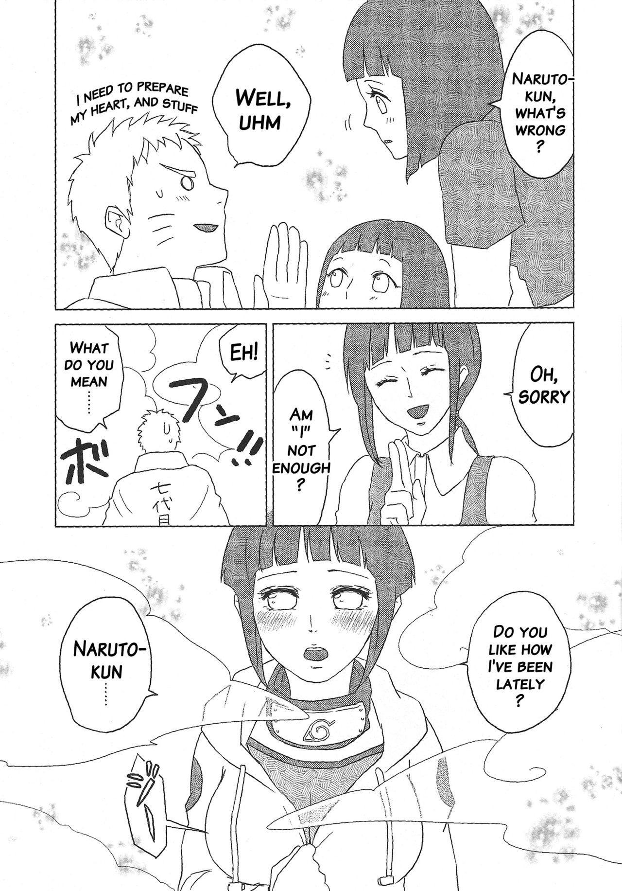 Uzumaki Hinata no Monologue Tokidoki, Anata 27
