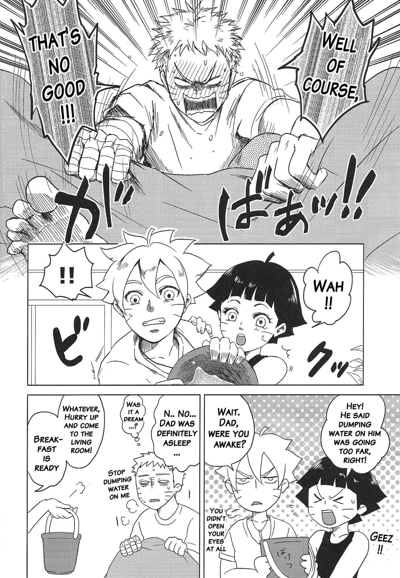 Uzumaki Hinata no Monologue Tokidoki, Anata 28