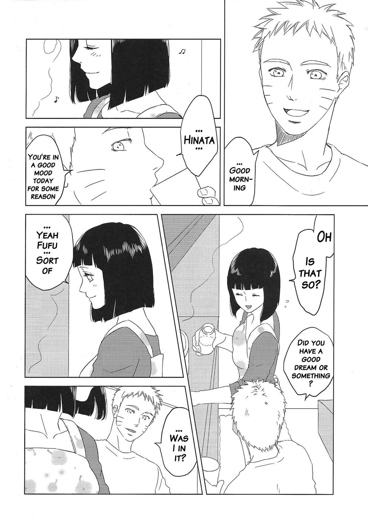 Uzumaki Hinata no Monologue Tokidoki, Anata 38