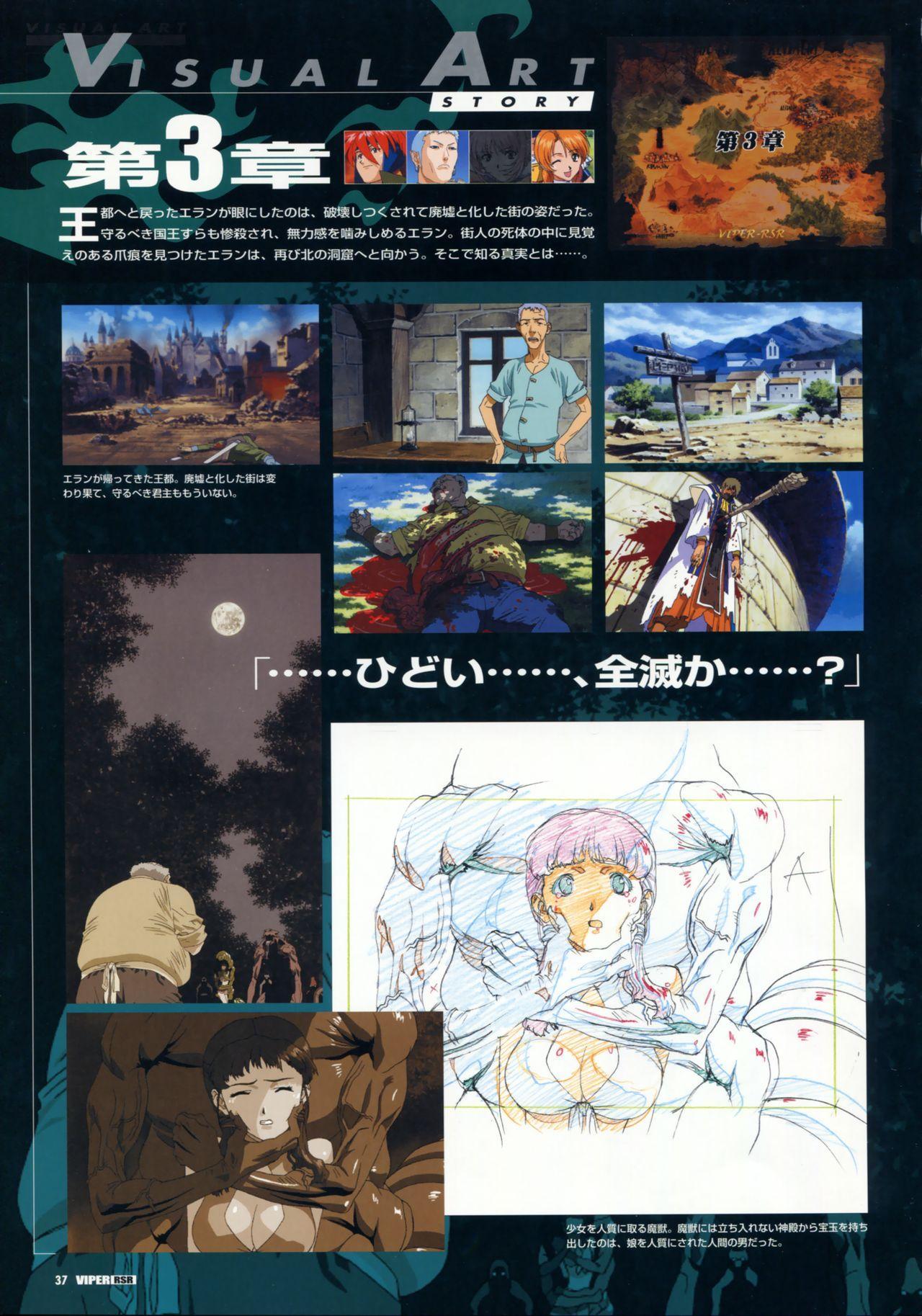 Viper Official Art Book 39