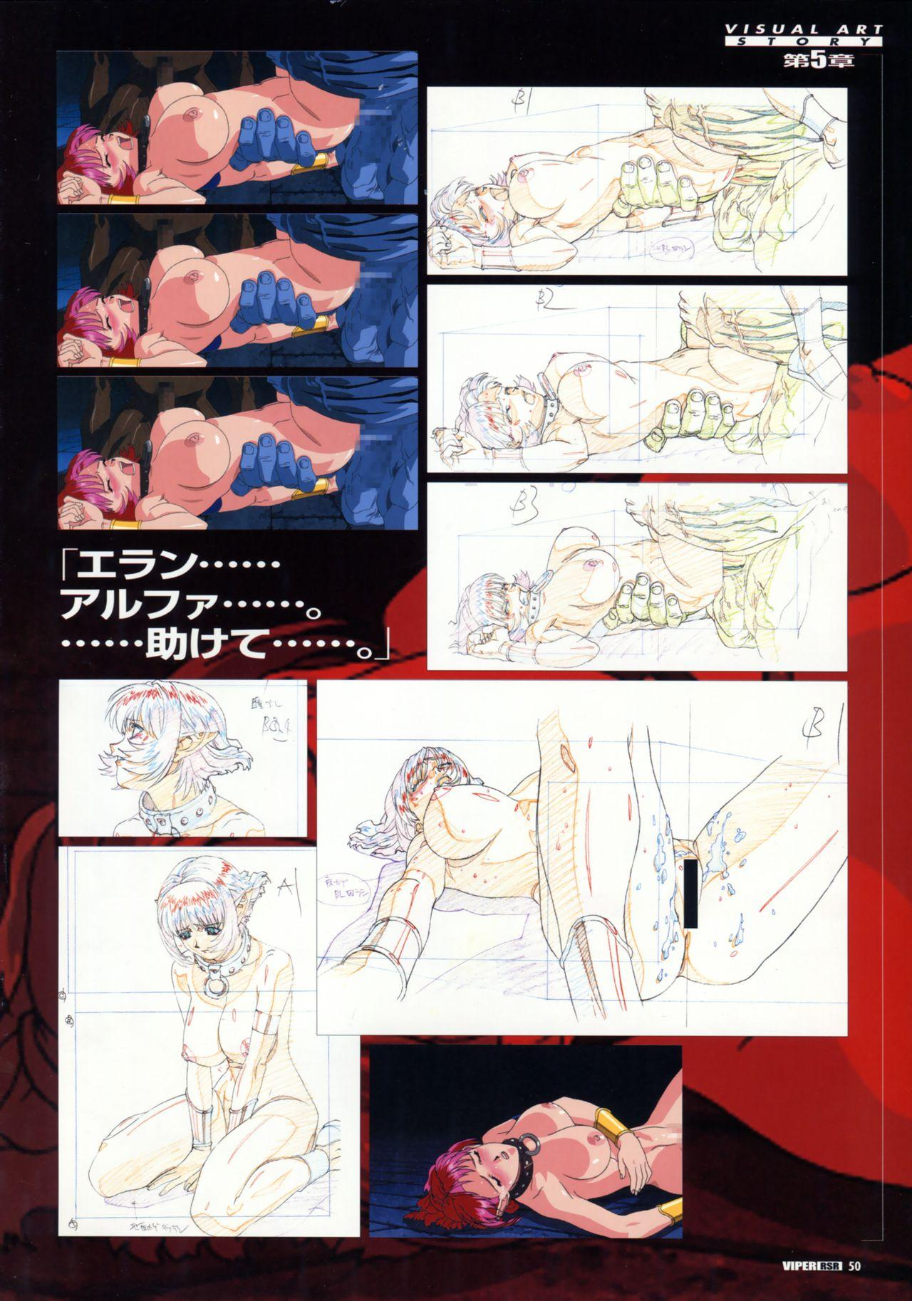 Viper Official Art Book 52