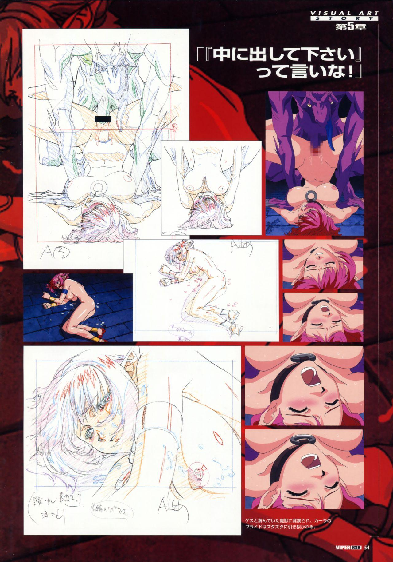 Viper Official Art Book 56