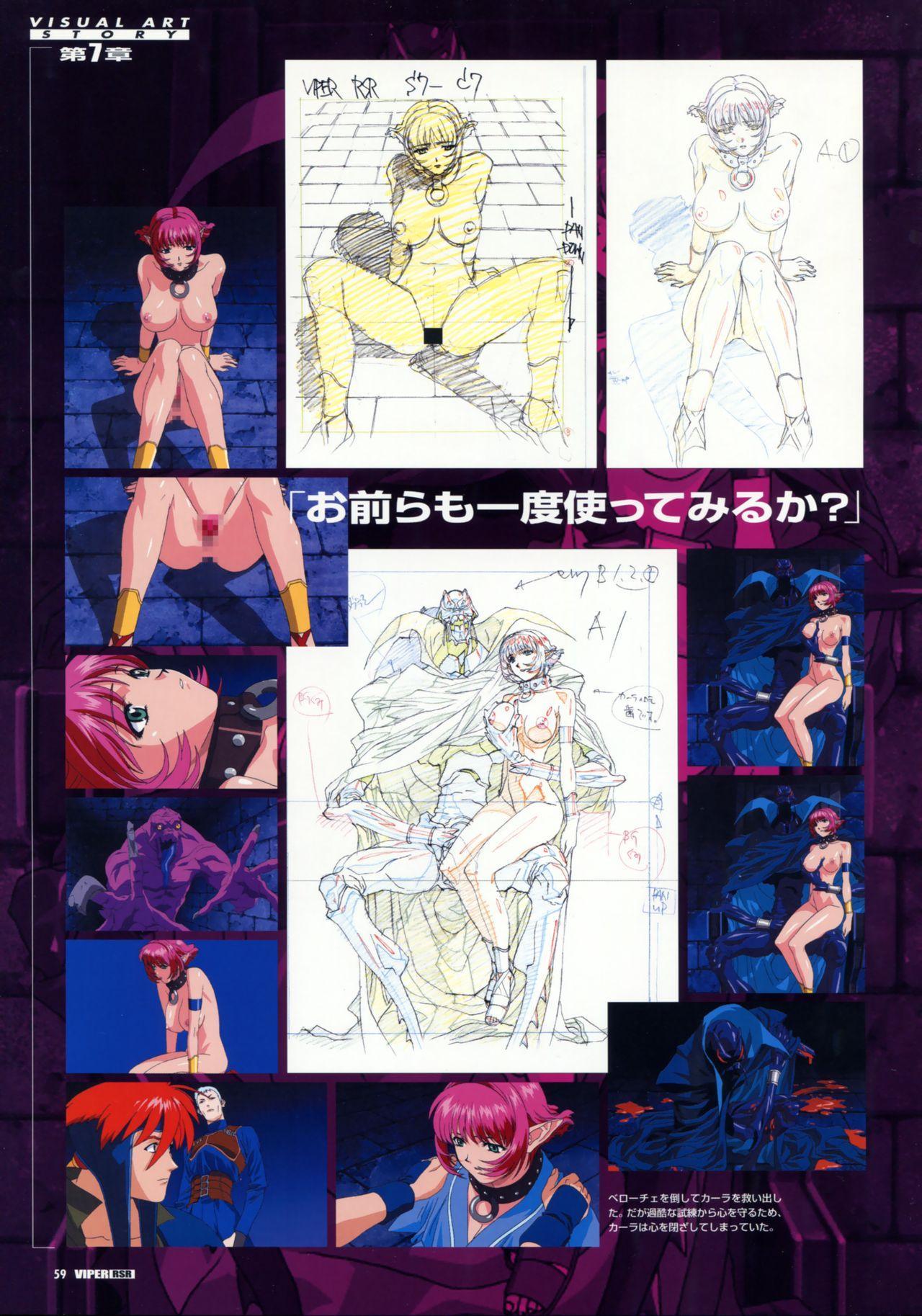 Viper Official Art Book 61