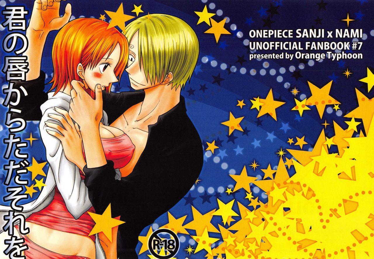 SweetNess 3 Sanji x Nami Sairokushuu 4