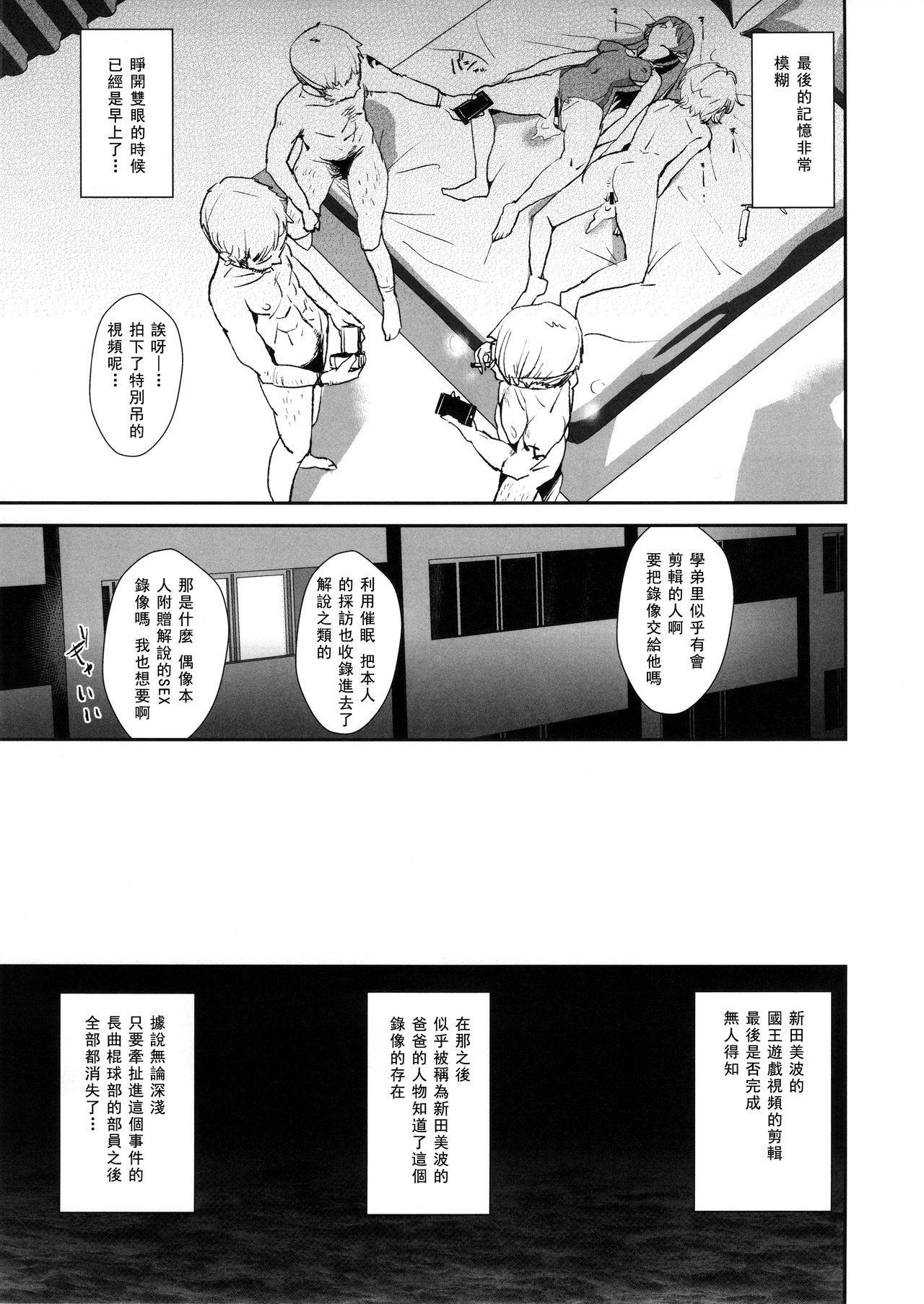 Nitta Minami no Saimin Dosukebe Ousama Game 22