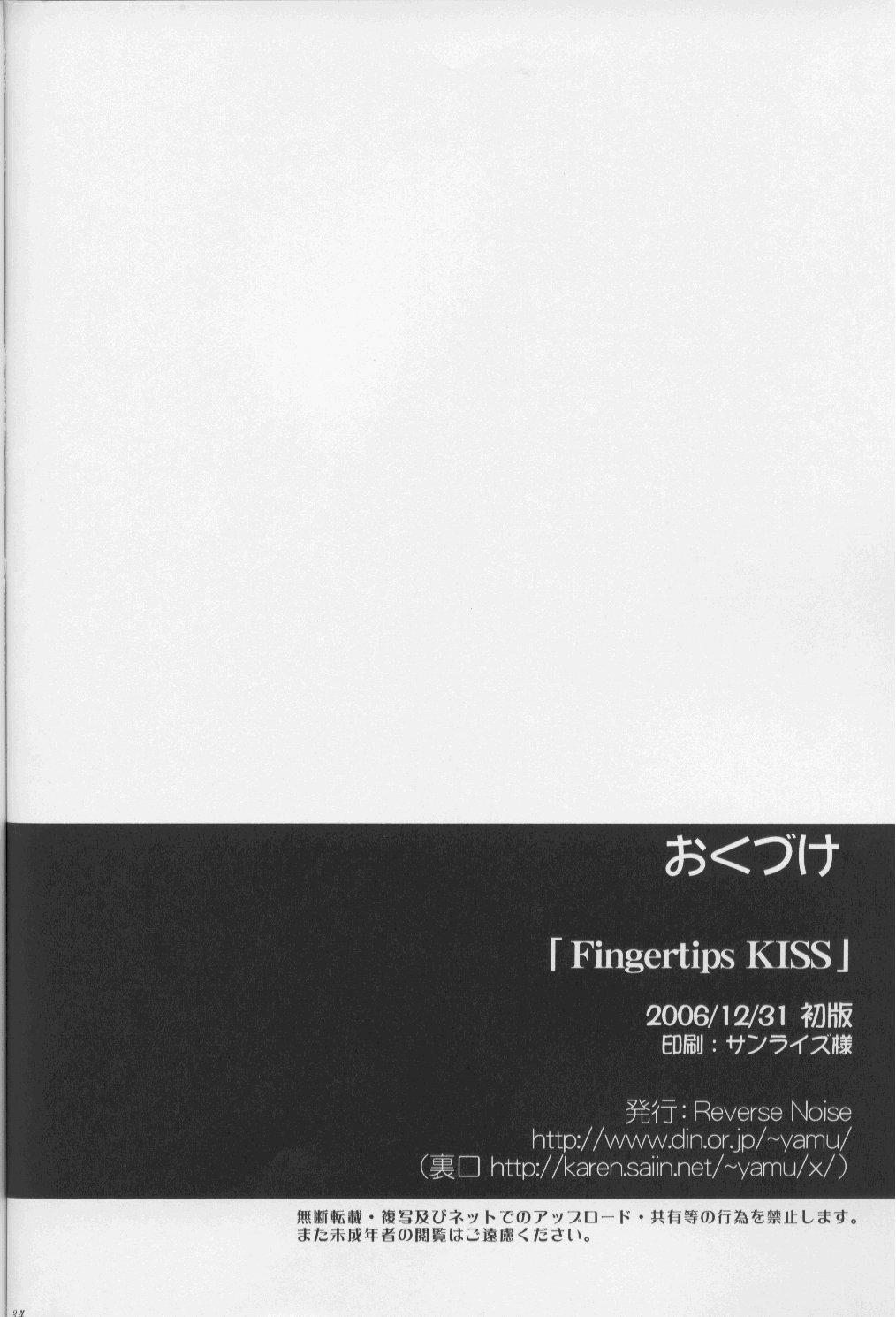Fingertips KISS 32
