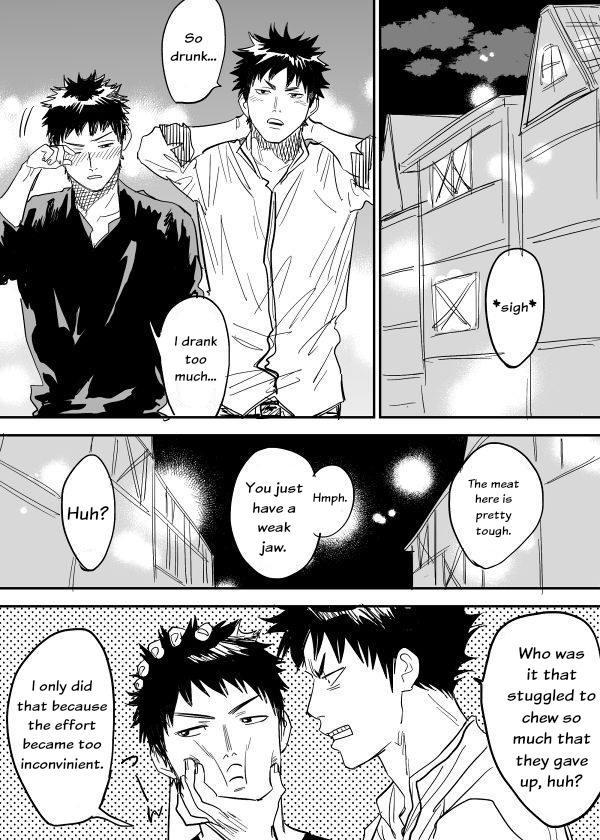 Inu Mizu ga Sex Suru Manga 1