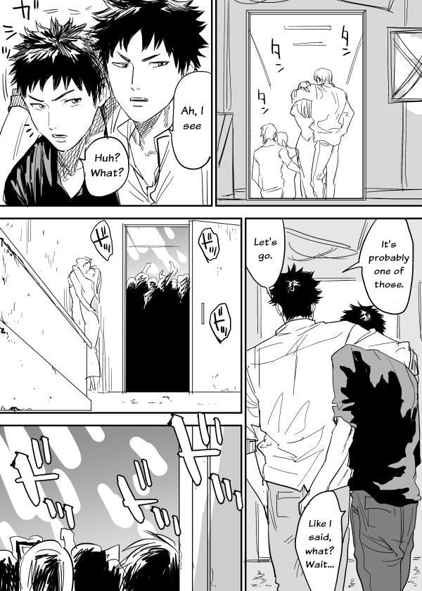 Inu Mizu ga Sex Suru Manga 3