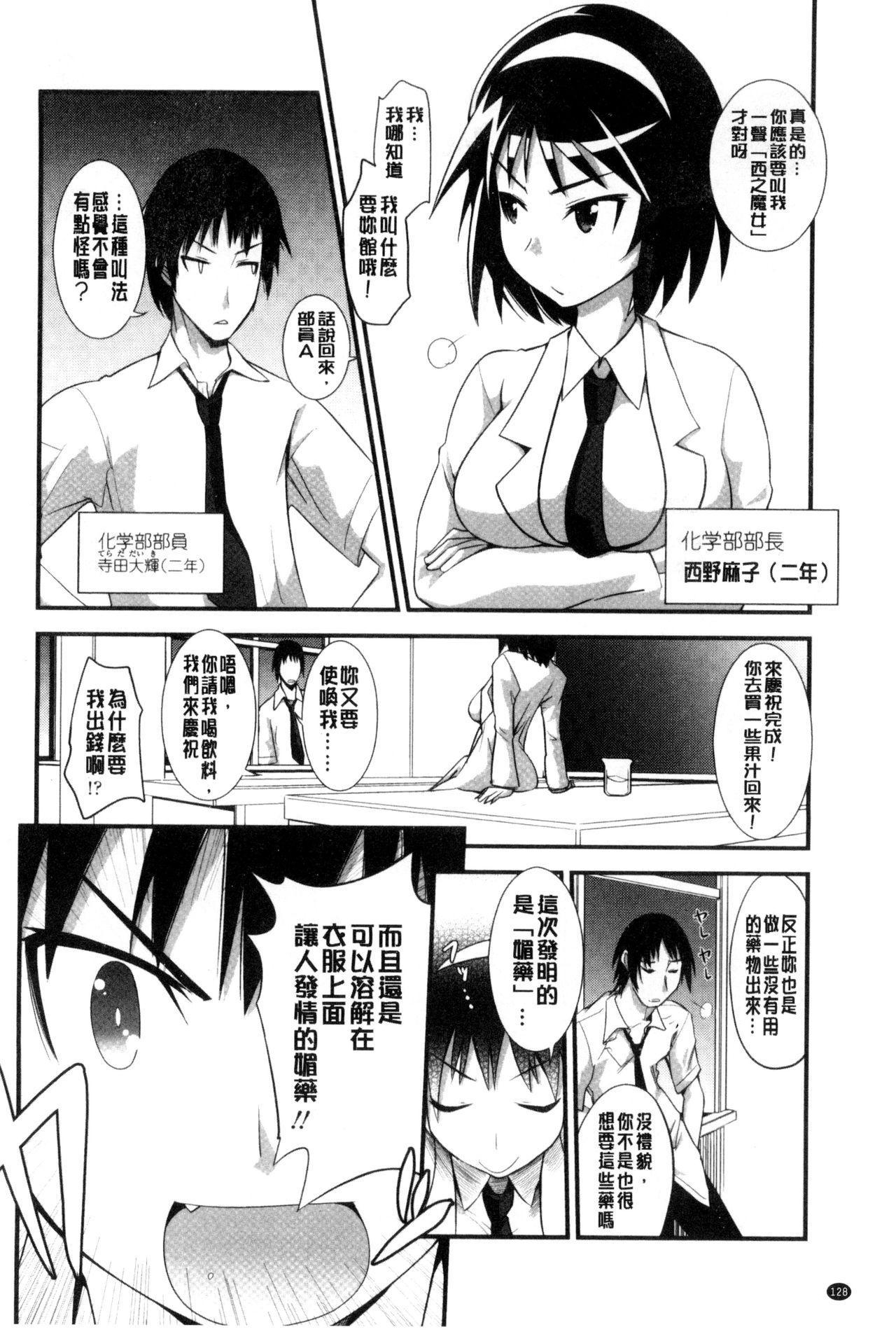 Onnanoko Hatsujouchuu   可愛的女孩發情中 129