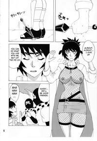 Mitarashi Anko Hon 7