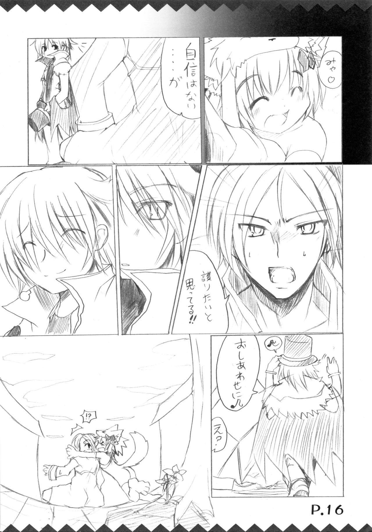 Tsukiyo Hana no Hon 17