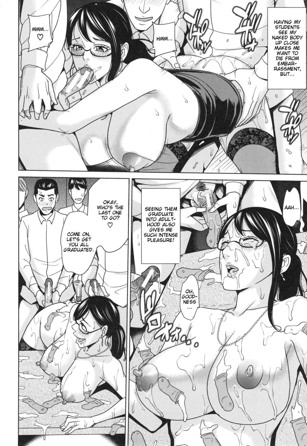 [Maimu-Maimu] Aniyome Bitch Life | Sister-in-Law Slut Life [English] {Taihen Zombii} 140