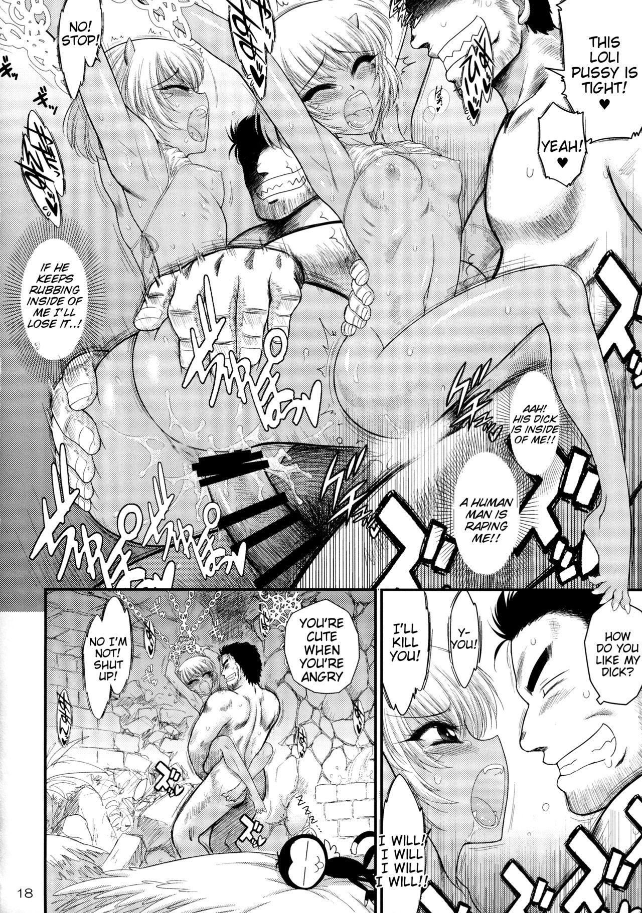 Mesu Goblin o Dorei ni Shimashita 16