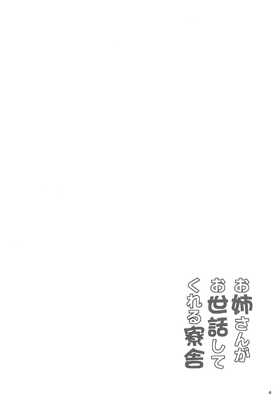 Onee-san ga Osewa Shite Kureru Ryousha 3